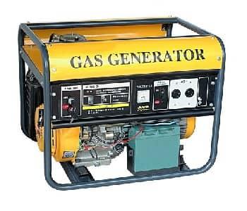 موتور برق گازی