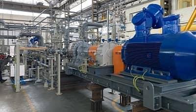 الکتروموتور ضد انفجار در صنایع شیمیایی