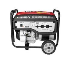 لیست قیمت موتور برق بنزینی هوندا