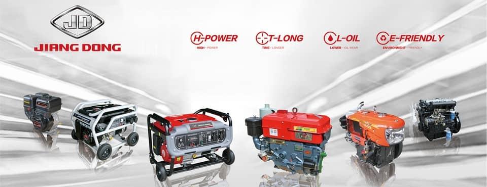 نمایندگی موتور برق جیانگ دانگ